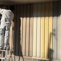 外壁を塗ってみよう!…
