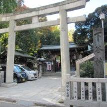 下谷神社と浅草寺 東…