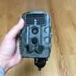 電池式の防犯カメラの…