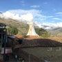 アンデス山中の小村ヤ…