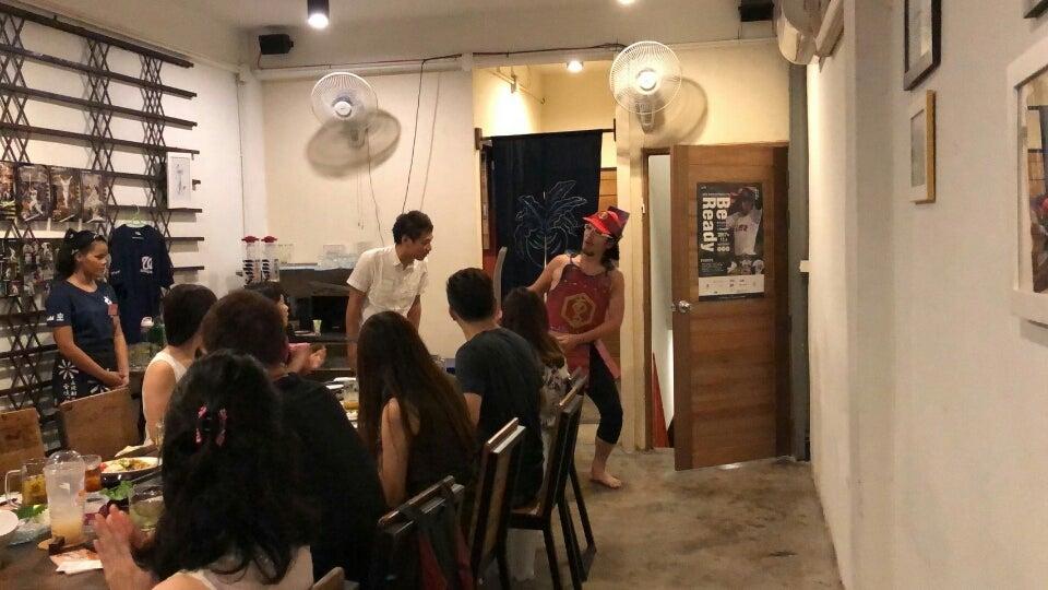 タイでライブ8