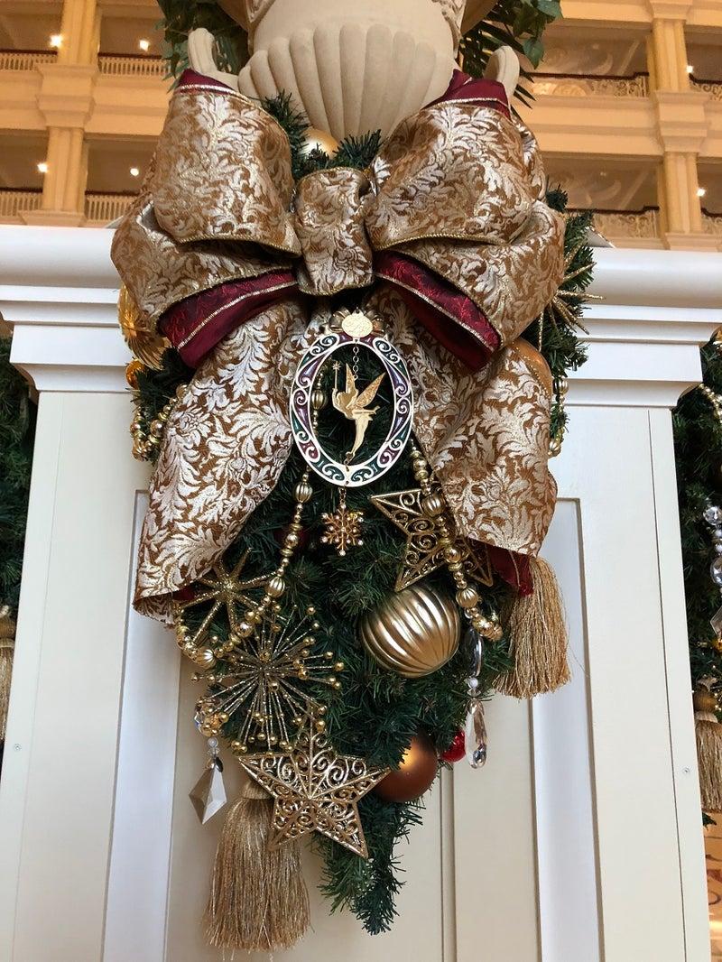 11月お泊まりレポート③]クリスマスの東京ディズニーランドホテル