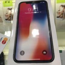 I phone X …