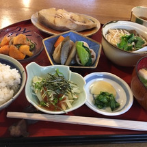 奈良の家庭料理