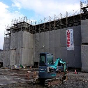 仮称ユーミー吉島Ⅱ 進捗状況11/25現在の画像