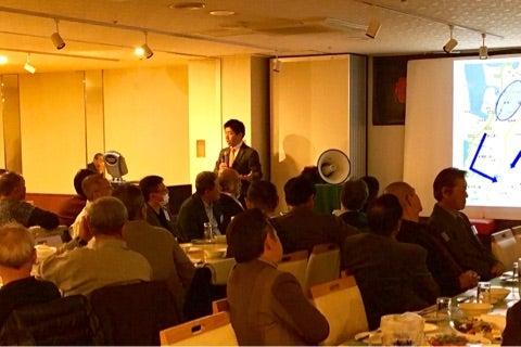 市政報告会・懇親会 ご参加ありがとうございました。