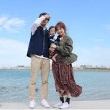 沖縄家族旅行①
