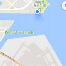 城南島海浜公園キャン…