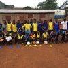 U12のサッカークラブ支援再始動しました!の画像