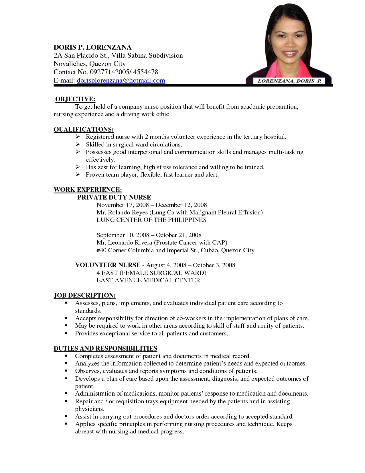 nursing resume template canada examples of nurse resumes er nurse resume example nurse resume proper resume