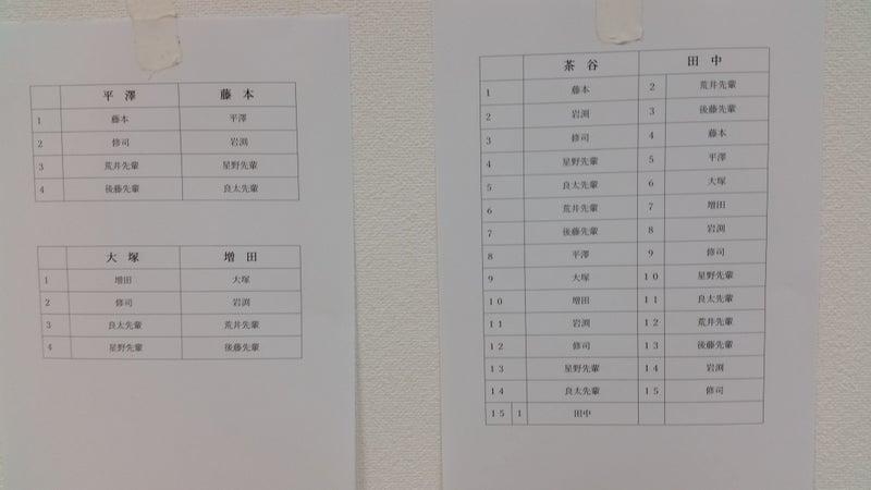 02 対戦表