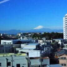 富士山を撮りに江の島…