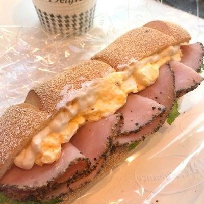 デリフランスでサンドイッチの記事に添付されている画像
