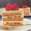 おやつin巣鴨『フレンチパウンドハウス/ショートケーキ』の画像