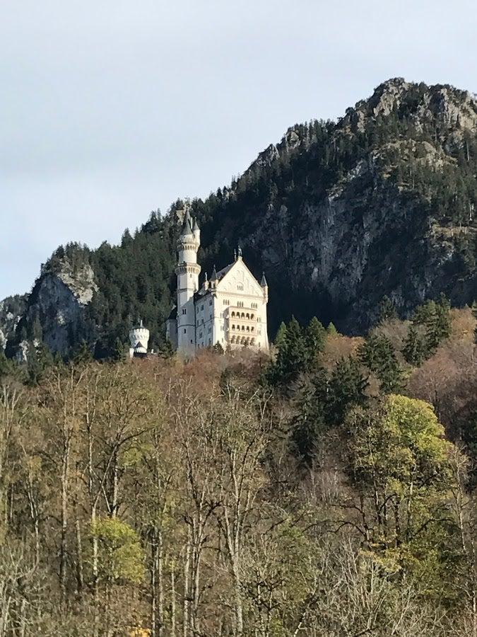 ドイツ新婚旅行日記⑫ノイシュバンシュタイン城
