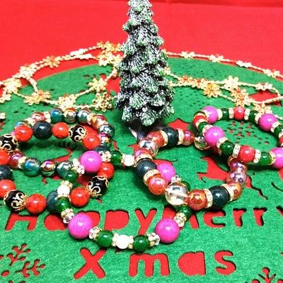クリスマスプレゼントにパワーストーンブレスレットを贈りましょう!の記事に添付されている画像