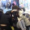 ▼唸声中国映像/13歳の少女の髪の毛がマッサージ器に巻き込まれる・・・の画像