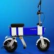 軽量の電動バイクが2…