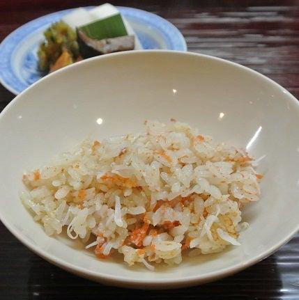 祇園いわさき 香箱ご飯1