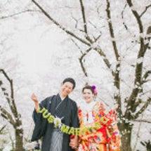桜の和装前撮りも ご…