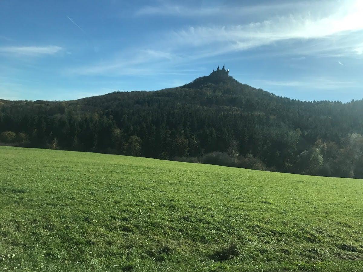 ドイツ新婚旅行日記⑬天空の城・ホーエンツォレルン城