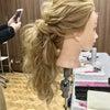 hairset  講習の画像
