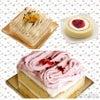 ワンちゃんケーキの画像