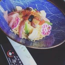 仙崎花火寿司。