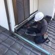 屋根耐震補強工事