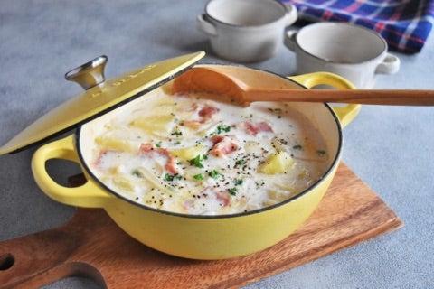 じゃがいも スープ