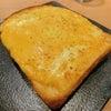 梯子でチーズトースト@俺のBakery&Cafeの画像