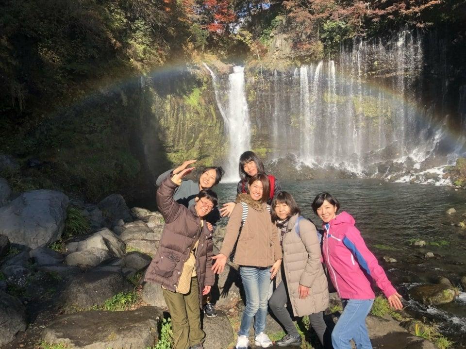 『富士山の麓にてヨガと食のリトリート』開催しましたの記事より