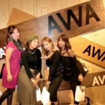 『AWA』のパーティ…