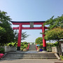 亀戸天神社は亀がいっ…