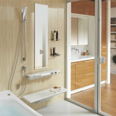 お風呂の記事に添付されている画像