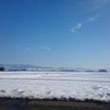 雪景色と超いきぬきタ…