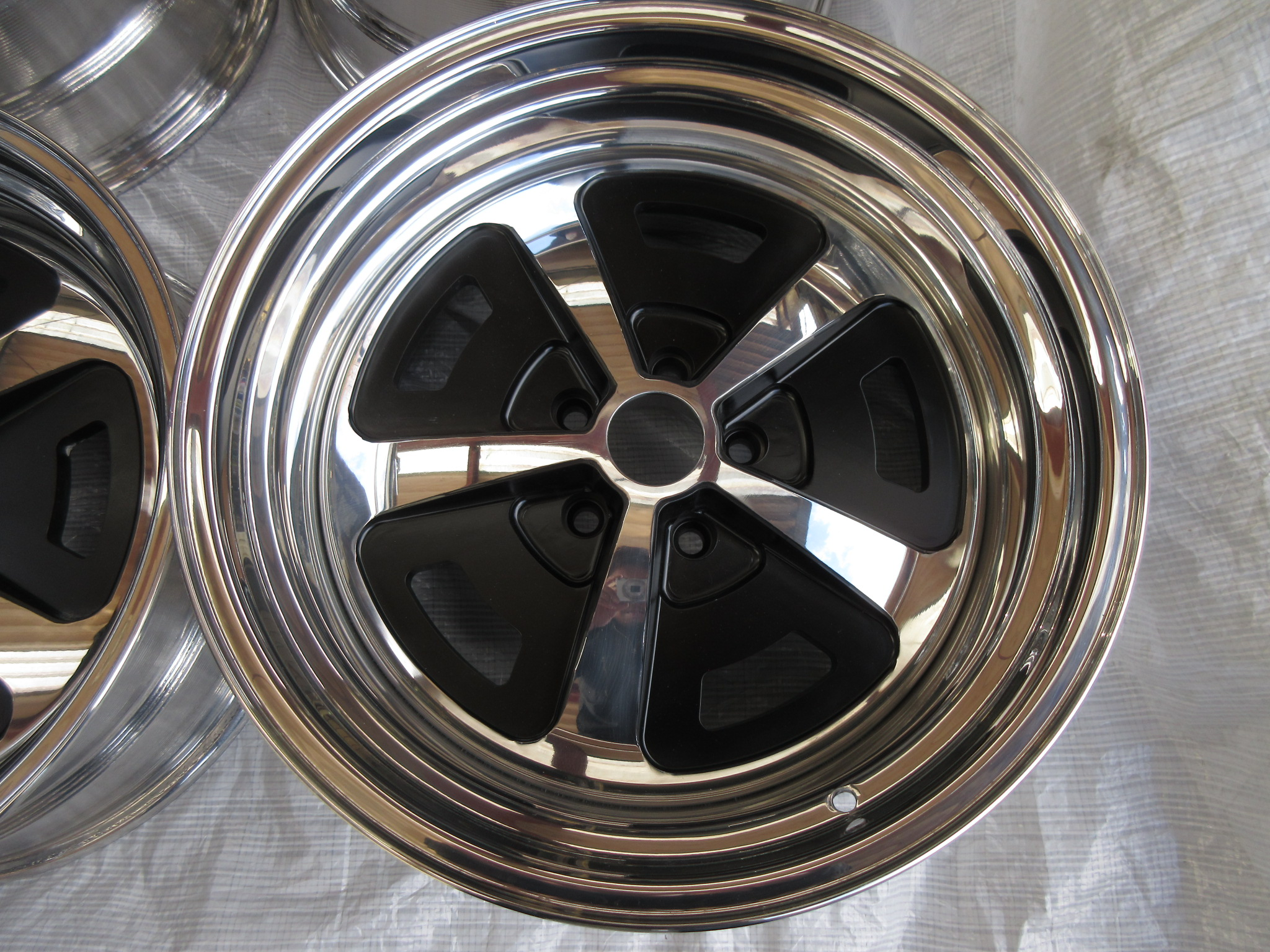 Magnum 500 Wheels >> マグナム 500 ホイール!! BILLET MAGNUM 500 WHEELS! | 創業40年 群馬のアメリカ車&クラシックカー専門店 トミザワモータースのブログ