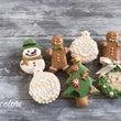 クリスマスクッキーと…