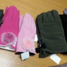 三本松の手袋屋さんで…