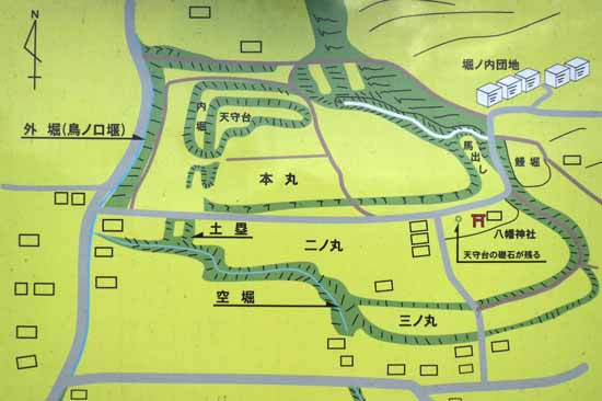 【写6】浄古寺城