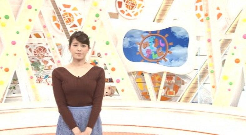 めざましテレビ ユミパン 11/29 ...