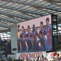 FC東京 vs ガン…