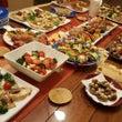 宴席の大皿料理は人生…