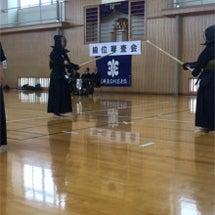 長男剣道級審査