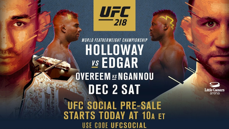 UFC 218」を考える | プリティ・...