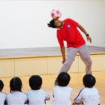幼稚園でフリースタイ…