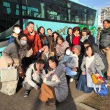 東国三社巡り開運バス…