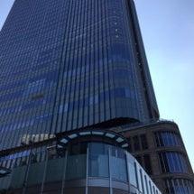 都心のオフィス街日比…