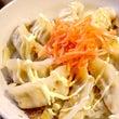 冷凍餃子de簡単♡箸…