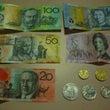 オーストラリアのお金…